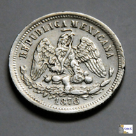 México - 25 Centavos - 1889 - Mexico