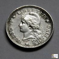 Argentina - 10 Centavos - 1882 - Argentina
