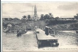 GABON - CAP LOPEZ - Mission Sainte Anne Au Fernan Vaz - Gabon