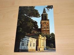 Ak-1460-Turun Tuomiokirkko-Cathedral Of Turku-ngl - Finnland