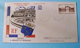 LIQUIDATION + DE 400 FDC ET DOCUMENTS FEUILLETS NOMBREUX THEMES A SAISIR/gros Carton - France