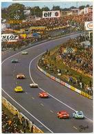Le Mans Circuit Des 24 Heures Format 10/15 Porshe Elf Dunlop Esso - Le Mans