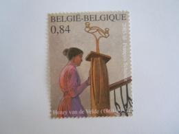 België Belgique 2003 Henry Van De Velde Architecte Architect Art Nouveau Cob 3149 Yv 3142 MNH ** - Belgium
