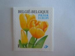 België Belgique 2003 Bloemen Tulpen Fleurs Tulipes Timbre De Carnet 3223 Yv 3212 MNH ** - Belgium