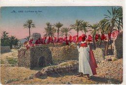 AFRIQUE- ALGERIE -MAROC- TUNISIE- LA PRIERE DU SOIR - Algérie