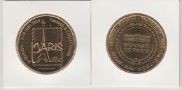 Monnaie De Paris 2018 Paris Philex Logo Tour Eiffel - Monnaie De Paris