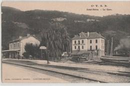 Compagnie V.S.B. - Gare De ST BERON (Savoie) - Stations Without Trains