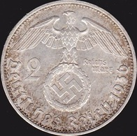Allemange, Troisième Reich 2 Reichsmark 1936 E - Argent /silver - [ 4] 1933-1945 : Third Reich