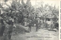 SENEGAL - CAMEROUN - DUALA - Marché - Paysans Indigènes - Cameroun