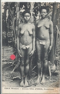 SENEGAL - CAMEROUN - EDEA - Jeunes Filles - Gros Plan - Cameroun