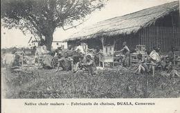 SENEGAL - CAMEROUN - DUALA  - Fabricants De Chaises - Cameroun