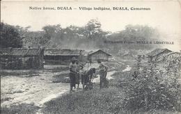 SENEGAL - CAMEROUN - DUALA  - Village Indigène - Cameroun