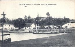 SENEGAL - CAMEROUN - DUALA  - Marina III - Cameroun