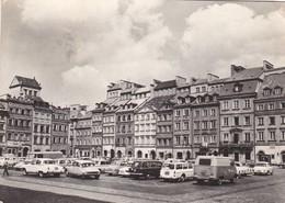 CARTOLINA - POSTCARD - POLONIA - WARSZAWA - RYNEK STAREGO MIASTA - Polonia