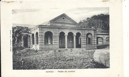 CENTREAFRIQUE - République Du Centre Afrique - BANGUI - Palais De Justice - Centrafricaine (République)