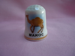 Dé : Maroc Motif De Chameau - Ditali Da Cucito