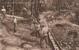 British Guiana  Alluvial Gold Digging  Bg320 - Postcards