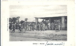 CENTREAFRIQUE - République Du Centre Afrique - BANGUI - Ancien Marché - Centrafricaine (République)
