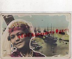 AFRIQUE - EGYPTE- VUE DE PORT SAID - CARTE PHOTO REISER - Port-Saïd