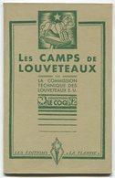 Scoutisme Les Camps De Louveteaux 1934 - Livres, BD, Revues