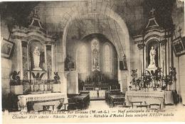 49 - CHARCE ST ELLIER - L Eglise   Nef Principale 10 - Other Municipalities