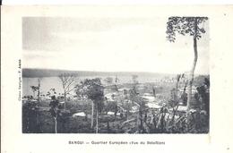 CENTREAFRIQUE - République Du Centre Afrique - BANGUI - Quartier Européen -Vue Du Bataillon - Centrafricaine (République)