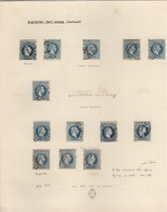 AUSTRIA LOMBARDY VENETIA USED ABROARD CYPRUS FRANZ JOSEF 1864/1878 - 1850-1918 Empire
