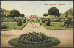 Beach House Park, Worthing, Sussex, C.1920 - Postcard - Worthing
