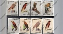 UMM AL OIWAIN Nº 74  -AE13 - Águilas & Aves De Presa