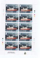 R23 South Georgia Full Sheet  Ships MNH - South Georgia