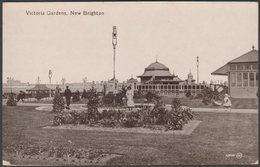 Victoria Gardens, New Brighton, Cheshire, C.1910s - Valentine's Postcard - England