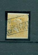 Preussen, König Friedrich Wilhelm IV, Mi.-Nr. 12, Stempel Mühlhausen Bei Erfurt - Preussen (Prussia)