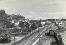 BERTHOLENE - Vue De La Gare De La Mine - Gares - Sans Trains