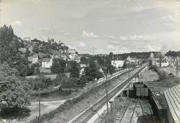 BERTHOLENE - Vue De La Gare De La Mine - Bahnhöfe Ohne Züge