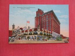 Davenport Hotel & Restaurant  Washington > Spokane     Ref 2986 - Spokane