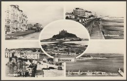Multiview, Penzance, Cornwall, C.1950 - Photo Precision RP Postcard - Other