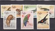 Cuba Nº 1361 Al 1367 - Cuba