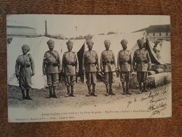 """Armée Anglaises """"les Indiens"""" - Le Corps De Garde - Bergeret - DA - Autres"""