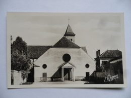 (Seine Et Marne -77)  -  SAMOIS-sur-SEINE  -  L'Eglise.......voir Scans - Samois