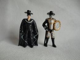 Zorro - 3D - Dolci E Salati Preziosi - 2005 - Kinder & Diddl