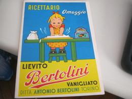 LIBRETTO BERTOLINI - Etiquettes