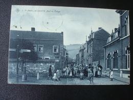 FLEMALLE-HAUTE : Rue Chêne En 1911 - Flémalle
