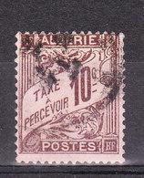 ALGERIE YT TAXE 2 Oblitéré - Algérie (1924-1962)