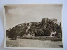 Waeslandia Chromo Educa Fotoverzameling Album A Reeks 1 1 Oudste Overblijfsels Burchten Foto Nr 9 Kasteel Van Bouillon - Trade Cards