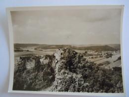 Waeslandia Chromo Educa Fotoverzameling Album A Reeks 1 1 Oudste Overblijfsels Burchten Foto Nr 10 Kasteel Poilvache Hou - Trade Cards