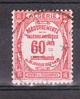 ALGERIE YT TAXE 18 Oblitéré - Algérie (1924-1962)