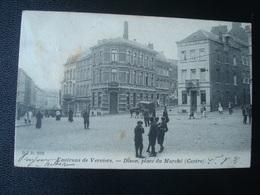 DISON : Place Du Marché   En 1903 - Dison