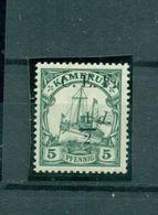 Kamerun, Britische Besetzung Auf Schiffszeichnung, Mi.-Nr. 2 Postfrisch ** - Kolonie: Kamerun