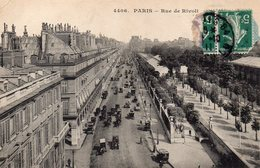 CPA PARIS - RUE DE RIVOLI - France