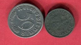 LOT 2 MONNAIES DIFFERENTES TB+ 2 - [11] Collections